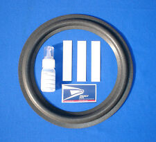 Infinity SSW-10 Servo or RS10 Subwoofer Speaker Foam Surround Repair Refoam Kit