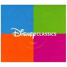 Disney Classics [Box] by Various Artists (CD, Nov-2013, 4 Discs, Walt Disney)