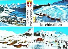 CPSM GRAND BORNAND LE CHINAILLON