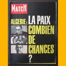 PARIS MATCH N° 586 Algérie Ingemar Johanson 1960