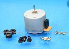 New15s/lot DC9~12V MOTOR 33-1/3, 45, 78RPM / turntable gramophone Plattenspieler