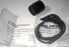 POLARIS PURE OEM NOS ATV REVERSE WARNING KIT 2870992 4040028 2460344