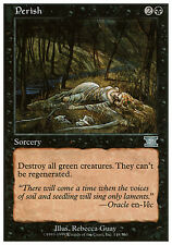 1x Perish 6th Edition MtG Magic Black Uncommon 1 x1 Card Cards the Gathering