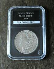 1880-O GENUINE MORGAN SILVER DOLLAR