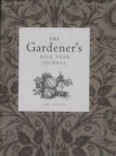 The Gardener's Five Year Journal