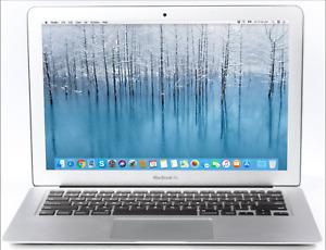 """Apple MacBook Air 13.3"""" 1.6 GHz Core i5 8GB RAM 128GB SSD MJVE2LL/A 2015"""