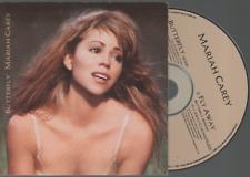 Mariah Carey Butterfly Cd Single Card Sleeve