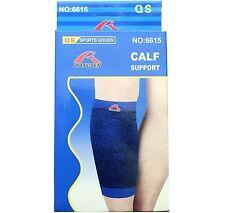 2 X soporte de pantorrilla lesiones Elástico Vendaje Brace Artritis moretón Esguince Deportes
