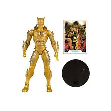 Dc Multiverse The Flash Earth -52 Macfarlane Gold Label Exclusive!!