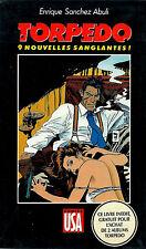 RARE EO 1988 HORS COMMERCE JORDI BERNET + ABULI TORPEDO 9 NOUVELLES SANGLANTES