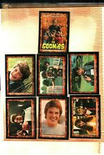 1985 TOPPS The Goonies  Complete Card Base Set No Stickers EX.TO NM
