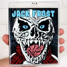 JACK FROST  (1996 HORROR) (new Blu-ray/DVD direct from Vinegar Syndrome)