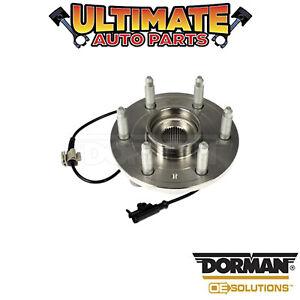 Dorman: 930-611 - Wheel Bearing and Hub Assembly