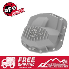 aFe Power Front Differential Cover - Raw / Machined for 2020 Jeep Gladiator JT