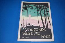 AGENDA VARESE 1992 - ASK Edizioni