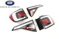 17-18 GMC Acadia Darkened Tail Lamp Package 84210404 Genuine OEM GM