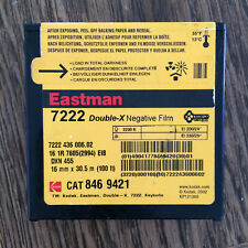 Eastman Double-X Negative Film - 16mm 100ft (sealed)