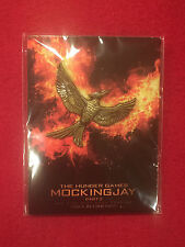 The Hunger Games MockingJay Part 2 Pin Pendent NEW MIB Loot Crate