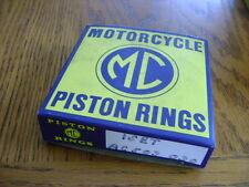 NOS PISTON RINGS BSA A65 650 +.030  Lightning Thunderbolt Firebird