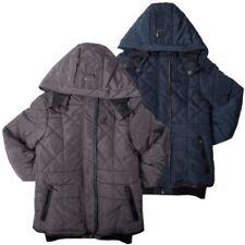 Abrigos y chaquetas de niña de 2 a 16 años azul de poliéster