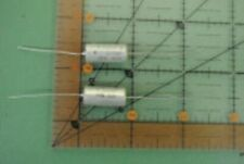 SPRAGUE AXIAL TANTALUM CAPACITOR 100uf 20v 10% M39003/01-2301J 100mfd HI REL x2