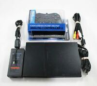 Original Sony Playstation 2 Slim PS2 System Console
