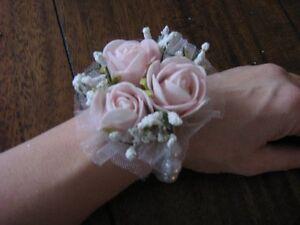 Bridal Jewellery Bridal Bracelet Arm Jewellery Wedding~Handmade~Pink New