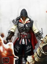 NECA OFFICIAL Assassin's Creed II 2 Ezio Standard /Black Figure