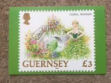 1996 Guernsey PHQ Card - Mint Set of 1