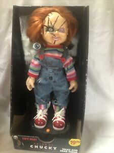 Bride of Chucky animated Chucky doll (not Working)