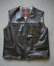 Leather 1940s Vintage Clothing for Men