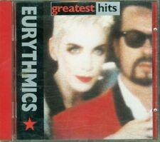 Eurythmics - Greatest Hits Early Rca Germany Press Red Tray Cd Ottimo