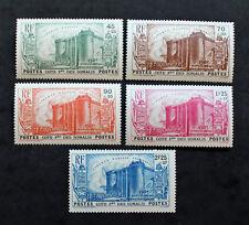 Timbre SOMALIS Stamp - Yvert et Tellier n°172 à 176 n* (Col3)
