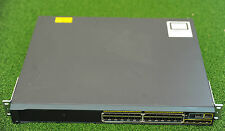 CISCO WS-C2960S-24PD-L CATALYST 2960-S SERIES POE+ 10G SWITCH