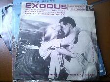 """7"""" EXODUS TEMA DAL FILM TOP RANK ENCORE ENSEMBLE TO EACH HIS OWN PAUL NEWMAN"""