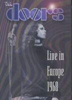 The Doors: Live In Europe 1968 [DVD] -  CD FZVG The Fast Free Shipping