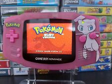 Gameboy Advance Mew IPS V2 Backlit UV Shell (AGS-101)