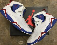 Nike Air Jordan 7 True Flight PE RIP Richard Hamilton Detroit Pistons Size 13