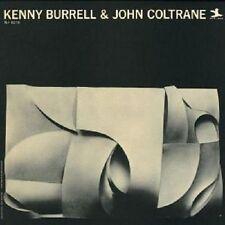 "KENNY BURRELL & JOHN COLTRANE ""BURELL & COLTRANE"" CD"
