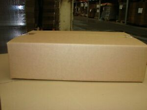 STRONG SINGLE WALL BOX TO HOLD 25 KILOS 584 X 381 X 152MM MULTI LISTING