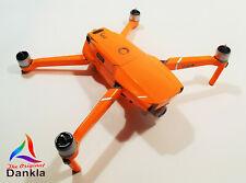 DJI MAVIC 2 PRO/ZOOM- SKIN - NEON ORANGE - 3-5 Batterien / Drohne / Folie / Wrap