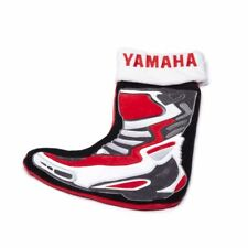 Official Yamaha Motorbike Racing Boot Design Christmas Stocking