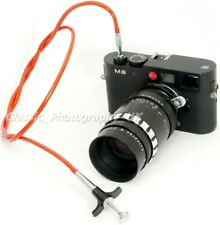 LEICA M9 Canon NIKON FM3a Contax fit Manual Remote Shutter Release Cable 100cm