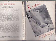 The Berkshires Through the Camera of Arthur Palme (New England) 1951 HC 1st DJ