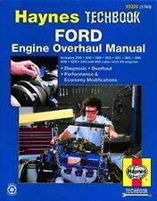 Haynes 10320 Ford Engine Overhaul Haynes Techbook
