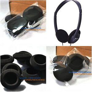 10 x Foam Ear Pad Cushion For  Sony Mdr 101 MDR101 Walkman Headphone Headset
