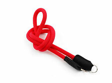 Red Outdoor Cord Camera Neck Hand Made Strap 35.4 inch / 90Cm
