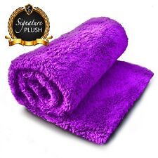 Edgeless Microfibre | Plush Car Buffing Drying Polishing Towel Pure Definition ®