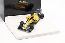 K. Magnussen & J. Palmer Renault R.S.16 Showcar Formel 1 2016 1:43 Spark