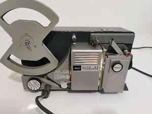 Vintage Ricoh Auto 8P Trioscope Movie Film Projector